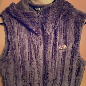 The North Face Fur Vest